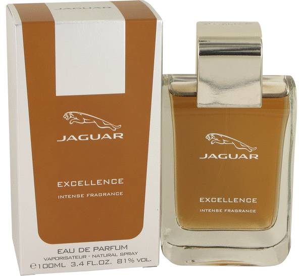 perfume Jaguar Excellence Intense Cologne
