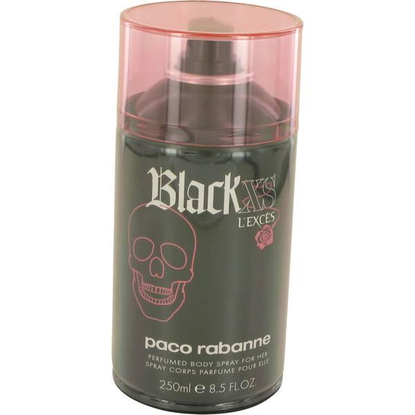 perfume Black Xs L'exces Perfume