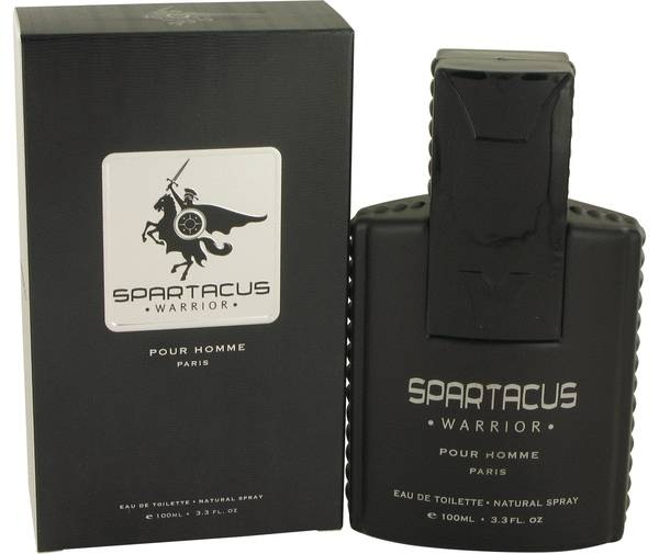 perfume Spartacus Warrior Cologne