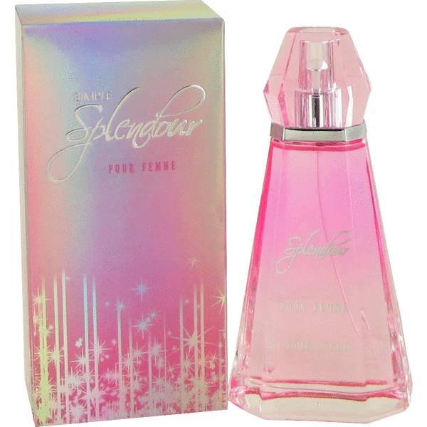 perfume Simple Splendour Perfume