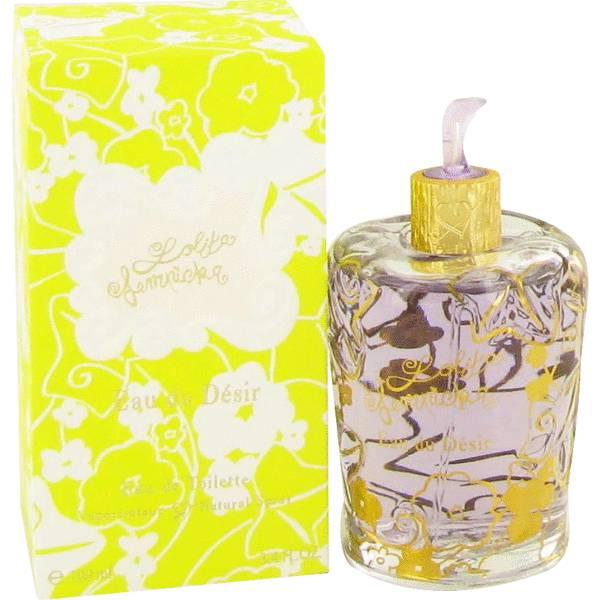 perfume Lolita Lempicka Eau Du Desir Perfume