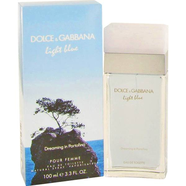 perfume Light Blue Dreaming In Portofino Perfume