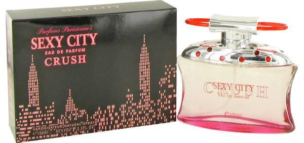 perfume Sex In The City Crush Perfume