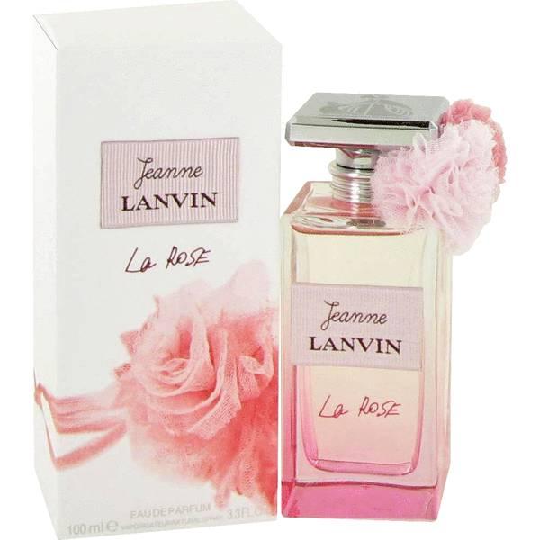 perfume Lanvin La Rose Perfume