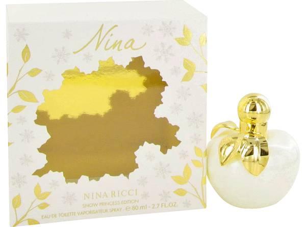 perfume Nina Snow Princess Perfume
