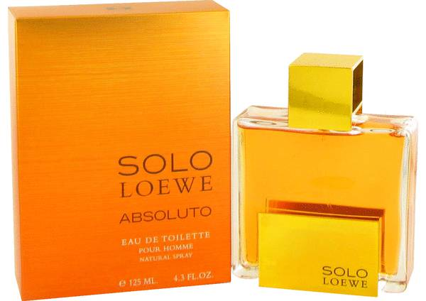perfume Solo Loewe Absoluto Cologne