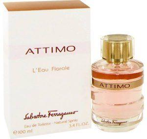 Attimo L'eau Florale Perfume, de Salvatore Ferragamo · Perfume de Mujer