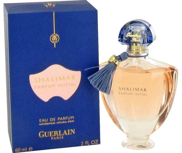 perfume Shalimar Parfum Initial Perfume