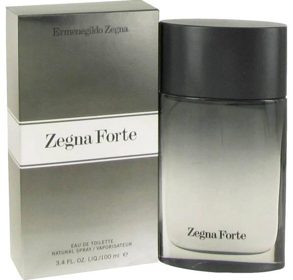 perfume Zegna Forte Cologne