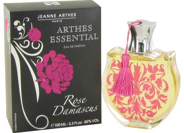 perfume Essential Rose Damascus Perfume