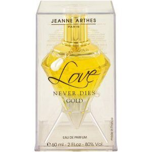 Love Never Dies Gold Perfume, de Jeanne Arthes · Perfume de Mujer