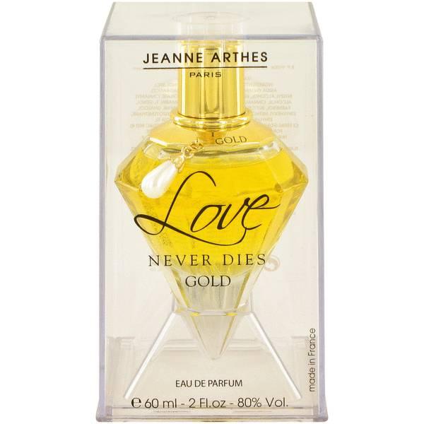 perfume Love Never Dies Gold Perfume