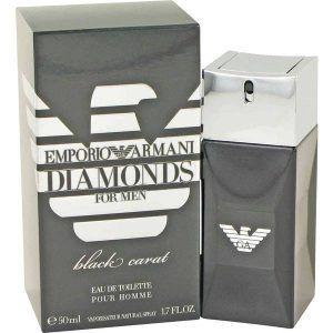 Emporio Armani Diamonds Black Carat Cologne, de Giorgio Armani · Perfume de Hombre