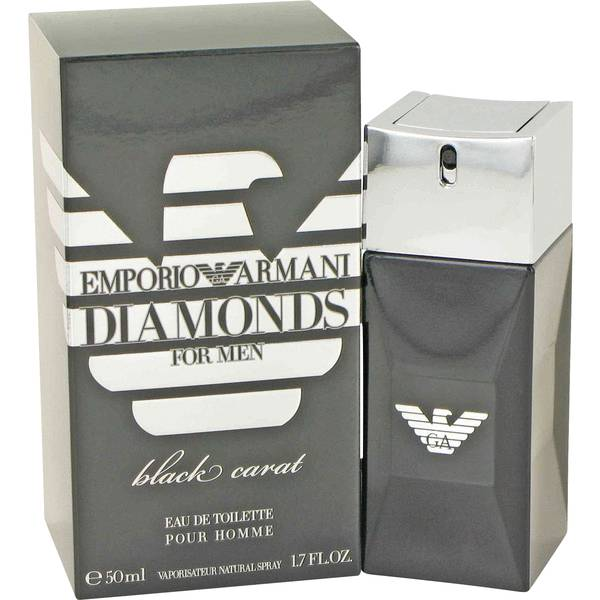 perfume Emporio Armani Diamonds Black Carat Cologne