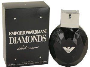 Emporio Armani Diamonds Black Carat Perfume, de Giorgio Armani · Perfume de Mujer