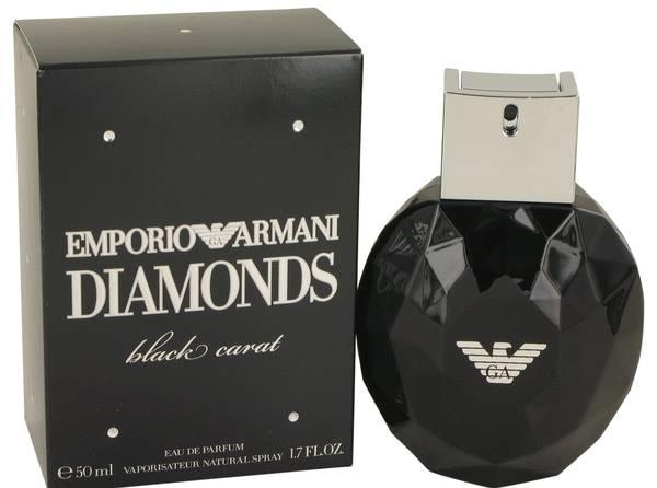 perfume Emporio Armani Diamonds Black Carat Perfume