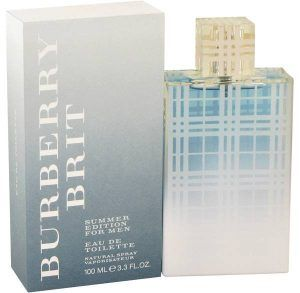 Burberry Brit Summer Cologne, de Burberry · Perfume de Hombre