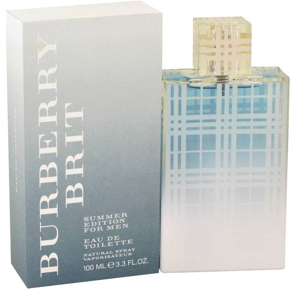 perfume Burberry Brit Summer Cologne
