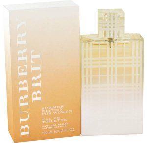 Burberry Brit Summer Perfume, de Burberry · Perfume de Mujer