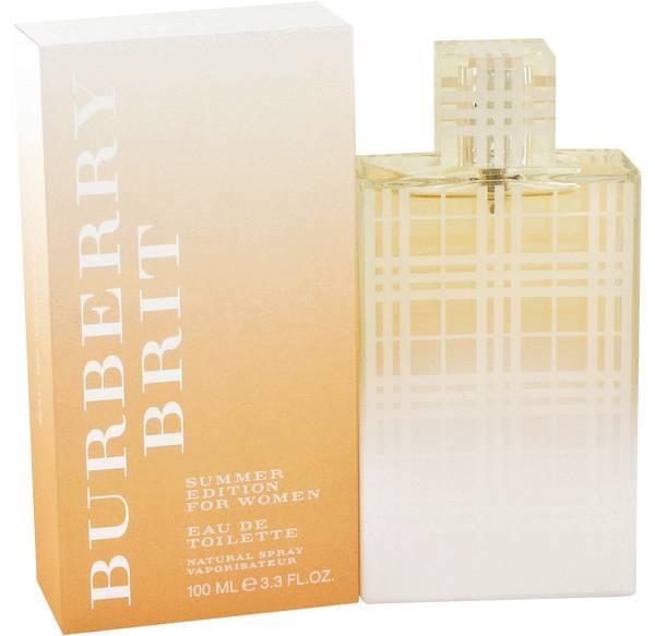 perfume Burberry Brit Summer Perfume