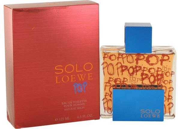 perfume Solo Loewe Pop Cologne