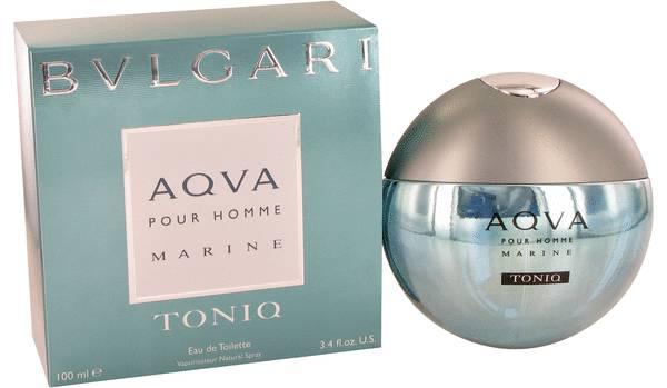 perfume Bvlgari Aqua Marine Toniq Cologne