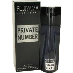 Fujiyama Private Number Cologne, de Succes de Paris · Perfume de Hombre