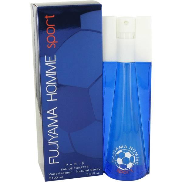 perfume Fujiyama Homme Sport Cologne