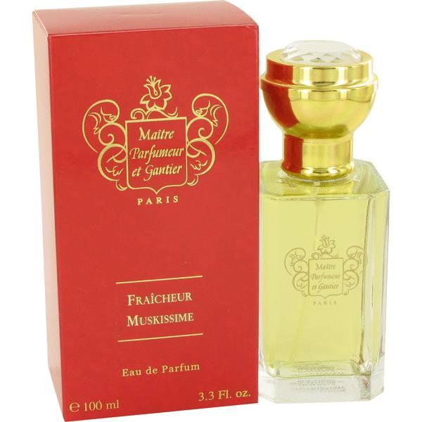 perfume Fraicheur Muskissime Perfume