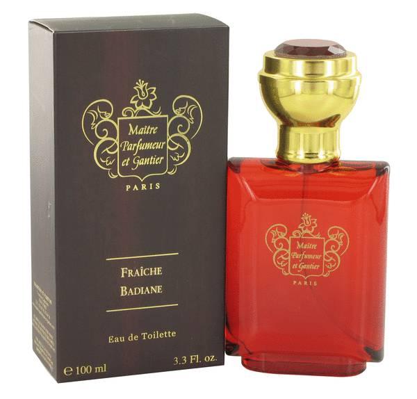 perfume Fraiche Badiane Cologne