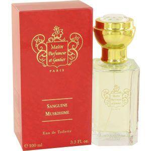 Sanguine Muskissime Perfume, de Maitre Parfumeur et Gantier · Perfume de Mujer