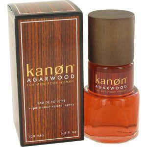 Kanon Agarwood Cologne, de Kanon · Perfume de Hombre