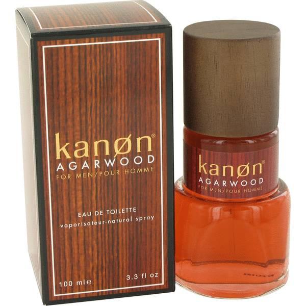 perfume Kanon Agarwood Cologne