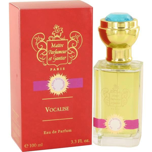 perfume Vocalise Les Eaux Extravagantes Perfume