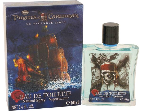 perfume Pirates Of The Caribbean Cologne