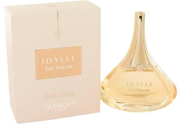 perfume Idylle Eau Sublime Perfume
