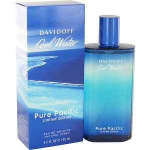Cool Water Pure Pacific Cologne, de Davidoff · Perfume de Hombre