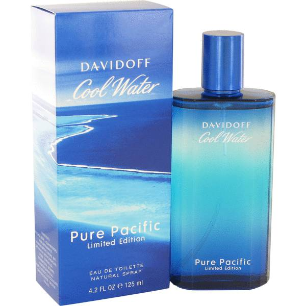 perfume Cool Water Pure Pacific Cologne