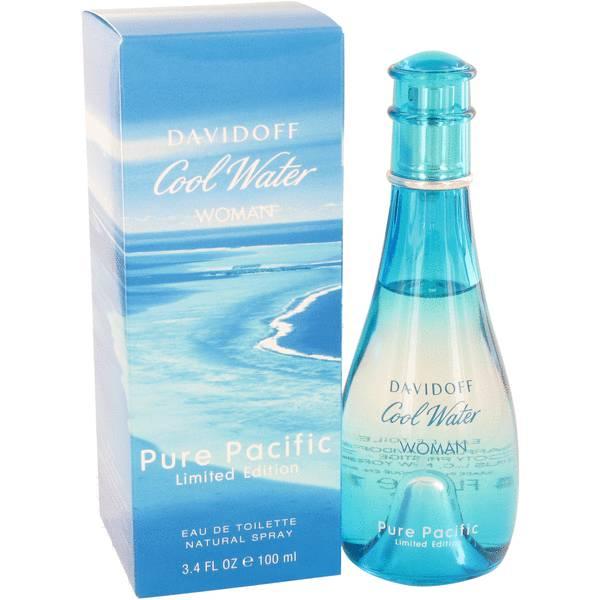perfume Cool Water Pure Pacific Perfume