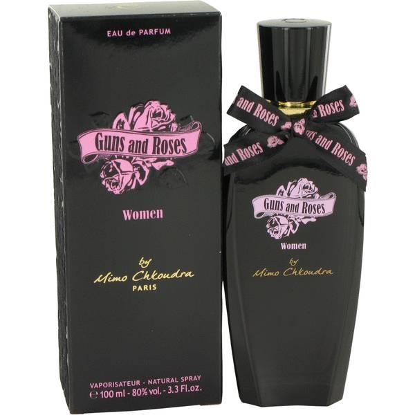 perfume Guns And Roses Perfume
