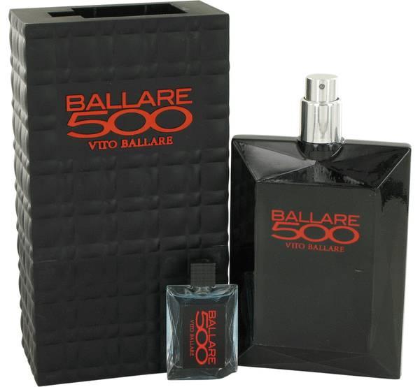 perfume Ballare 500 Cologne