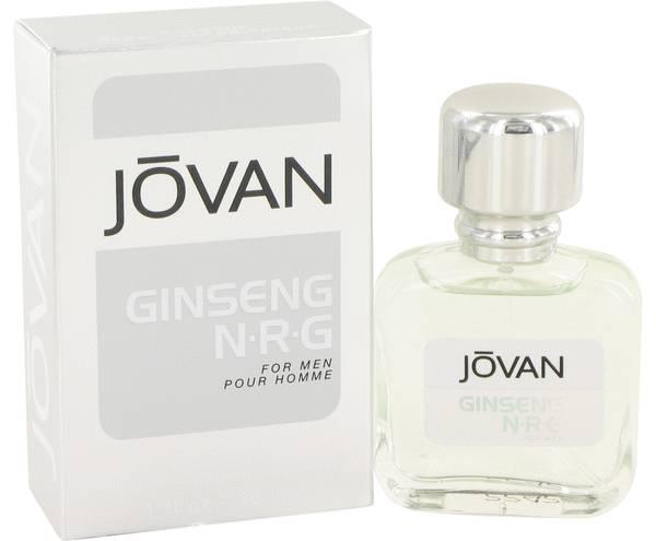 perfume Jovan Ginseng Nrg Cologne