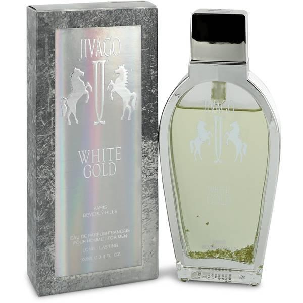 perfume Jivago White Gold Cologne