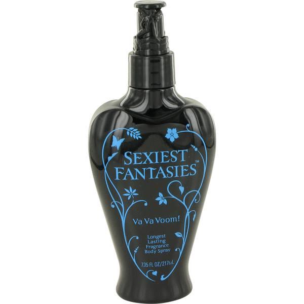 perfume Sexiest Fantasies Va Va Voom Perfume