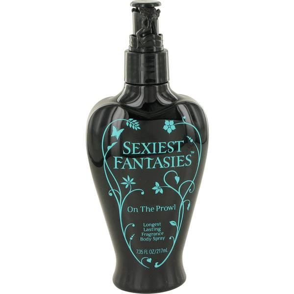 perfume Sexiest Fantasies On The Prowl Perfume