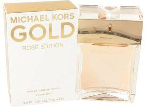 Michael Kors Gold Rose Perfume, de Michael Kors · Perfume de Mujer