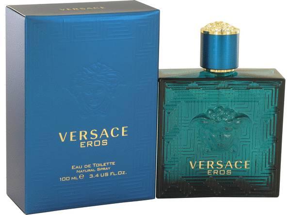 perfume Versace Eros Cologne
