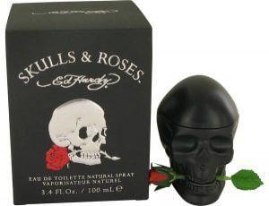 Skulls & Roses Cologne, de Christian Audigier · Perfume de Hombre