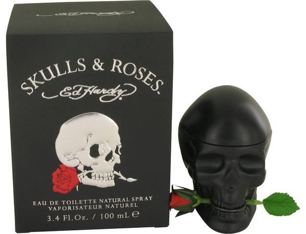 perfume Skulls & Roses Cologne