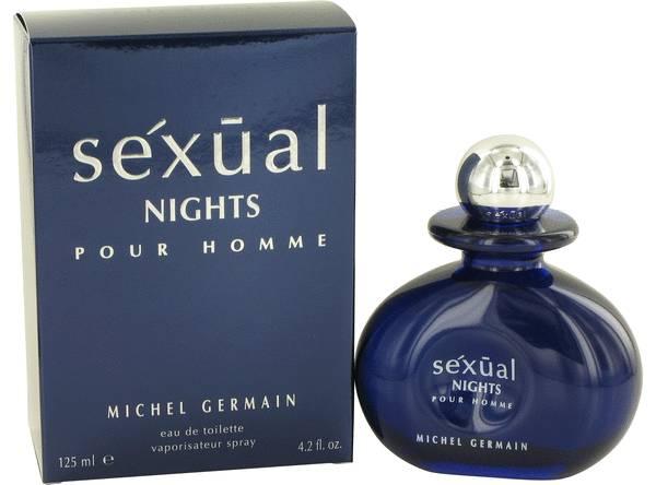 perfume Sexual Nights Cologne